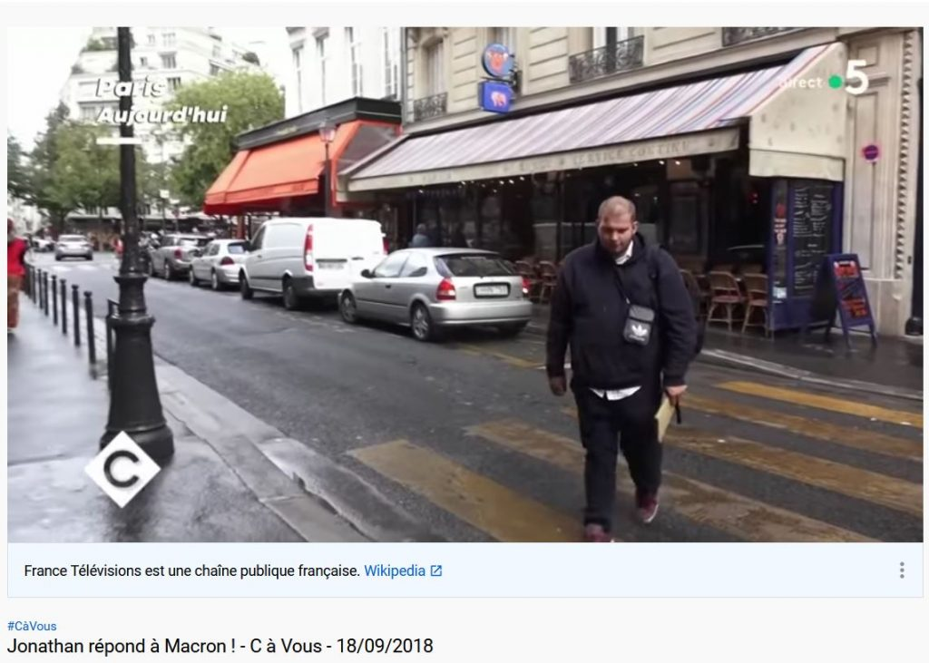 Une image contenant route, extérieur, bâtiment, rue  Description générée automatiquement