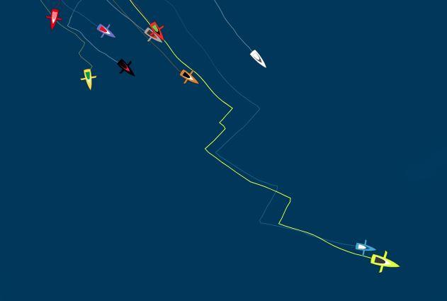 Une image contenant cerf-volant, volant, air, groupe  Description générée automatiquement